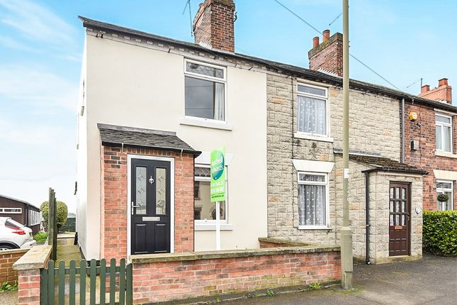 Thumbnail Cottage for sale in Main Street, Horsley Woodhouse, Ilkeston
