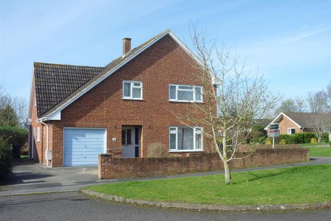 Thumbnail Detached house for sale in Holyrood Close, Trowbridge
