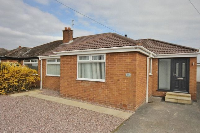Exterior of Haddon Drive, Pensby, Wirral CH61