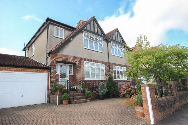 Thumbnail Semi-detached house for sale in Conygre Road, Filton, Bristol