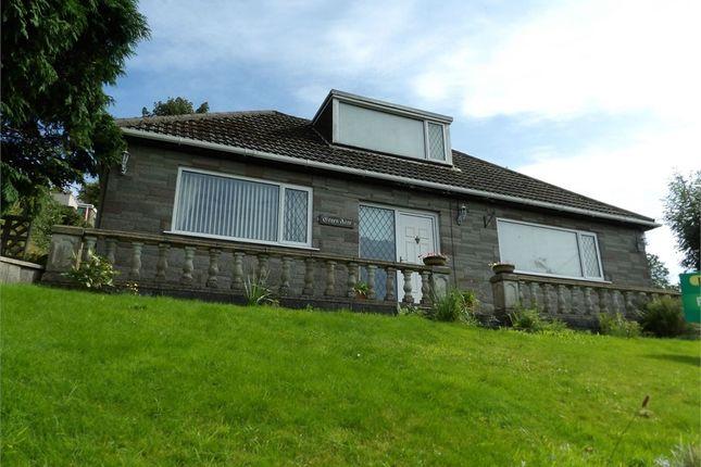 Thumbnail Detached bungalow for sale in Crynallt, Crynallt, Neath, West Glamorgan