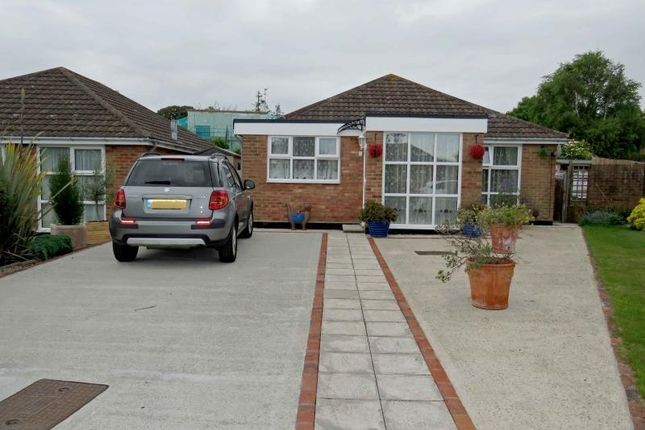 Thumbnail Detached bungalow for sale in Selsey Close, Hayling Island