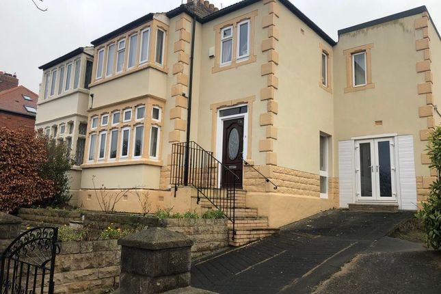 Thumbnail Semi-detached house to rent in Wingrove Road North, Fenham, Newcastle Upon Tyne
