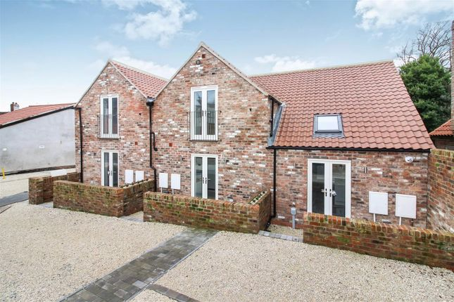 Thumbnail End terrace house for sale in Grooms Cottage, Cross Keys Mews, Lairgate, Beverley