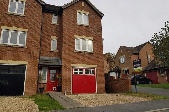 Thumbnail Property for sale in Willoughby Chase, Gainsborough