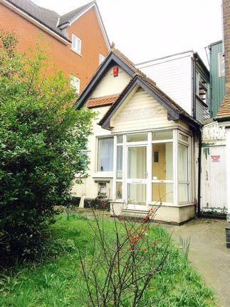 Thumbnail Bungalow to rent in Gravelly Hill, Erdington