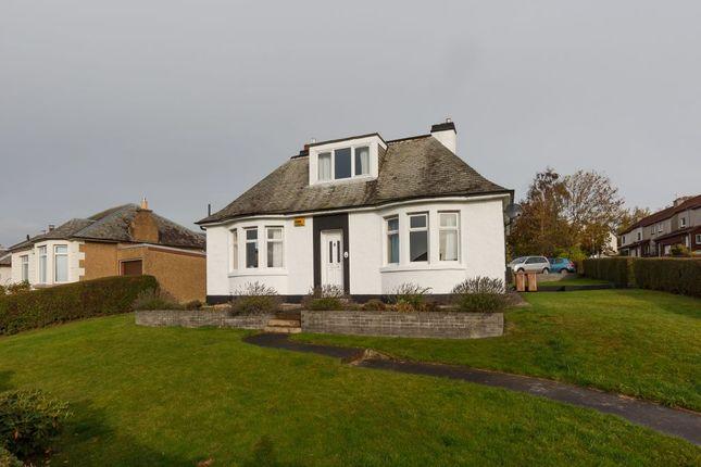 Thumbnail Detached bungalow for sale in 2 Craigmount Gardens, Edinburgh