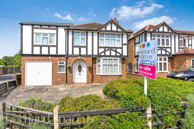 Thumbnail Detached house for sale in Mayfair Avenue, Worcester Park