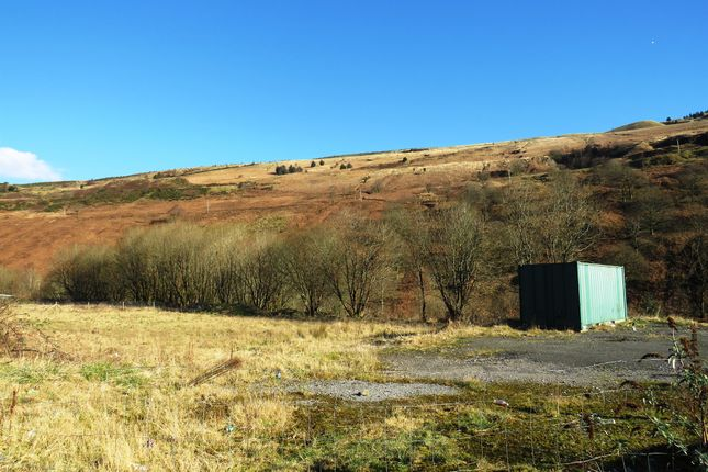 Thumbnail Land for sale in East Street, Tylorstown, Ferndale