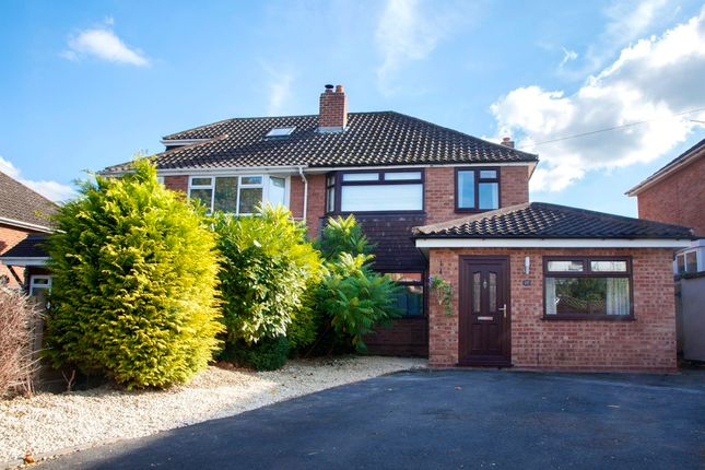 Thumbnail Semi-detached house for sale in Priory Road, Stourbridge