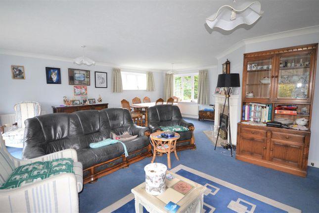 Thumbnail Detached bungalow for sale in Foxglove Close, Wyke, Gillingham