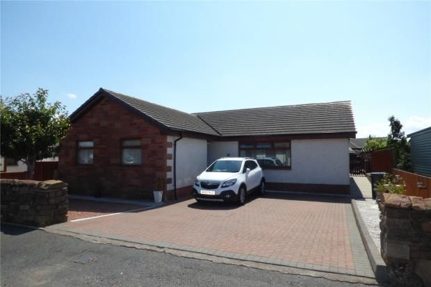 Thumbnail Detached bungalow for sale in Victoria Gardens, Eastriggs, Annan