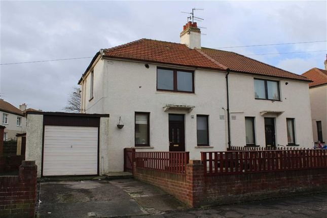 Thumbnail Semi-detached house for sale in Osborne Crescent, Tweedmouth Berwick-Upon-Tweed