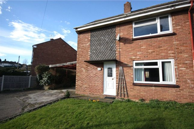 3 bed semi-detached house for sale in Winslow Avenue, Droitwich WR9