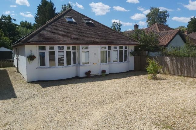 Thumbnail Detached bungalow for sale in Begbroke, Oxfordshire