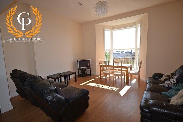 Thumbnail Property to rent in Oaklands Terrace, Swansea