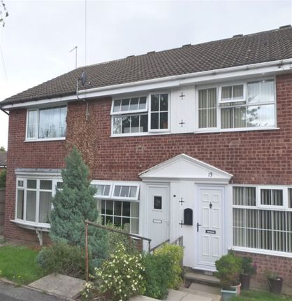 Thumbnail Town house to rent in Fieldway Close, Harrogate