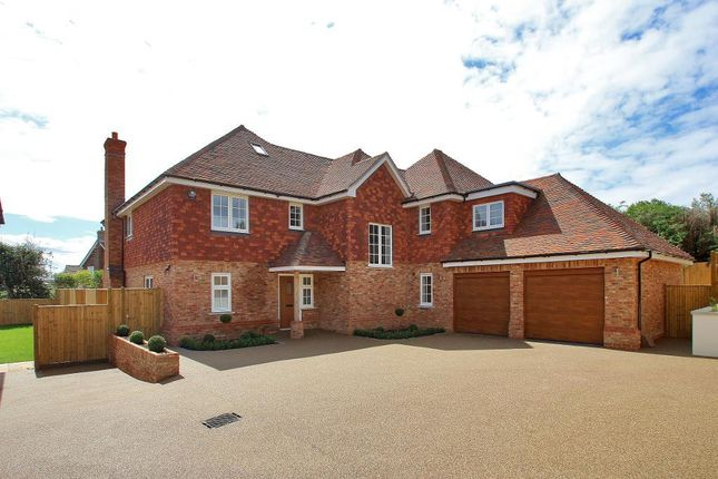 Thumbnail Detached house for sale in Heron Mews, Cranbrook, Kent