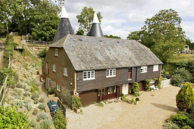 Thumbnail Semi-detached house for sale in 1 Boyton Court Oast, Boyton Court Road, Sutton Valence, Kent