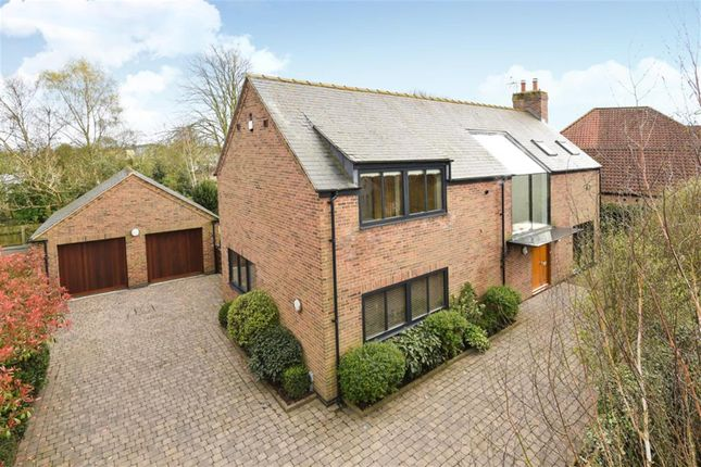Thumbnail Detached house for sale in The Elms, Church Road, Molescroft, Beverley