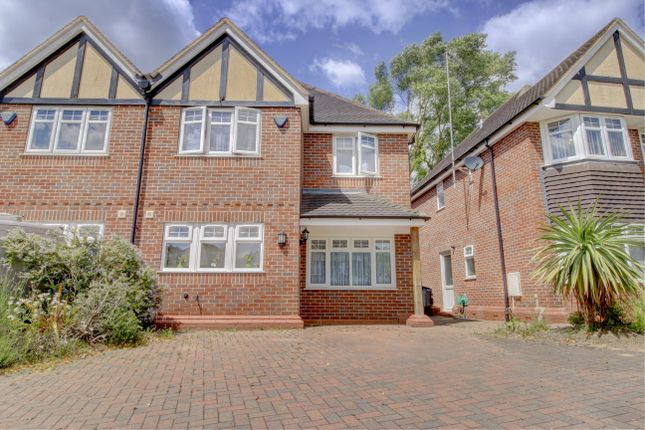 Thumbnail Semi-detached house for sale in Stonerwood Avenue, Hall Green, Birmingham