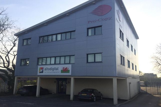 Thumbnail Office to let in Floor, Pro Copy Business Centre, Parc Ty Glas, Llanishen, Cardiff