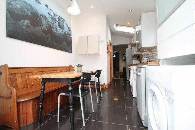 Thumbnail Terraced house to rent in Talygarn Street, Heath, Cardiff
