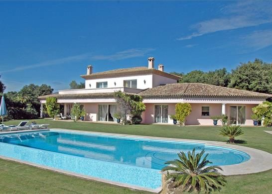 5 bed detached house for sale in Roquefort-Les-Pins, France