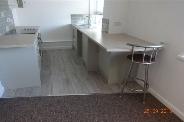 Thumbnail Flat for sale in Commercial Square, Camborne