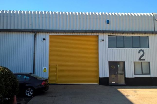 Thumbnail Light industrial to let in Unit 2, Henwood Industrial Estate, Wyvern Way, Ashford, Kent