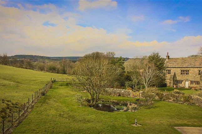 Thumbnail Farmhouse for sale in Hill Lane, Hurst Green, Clitheroe