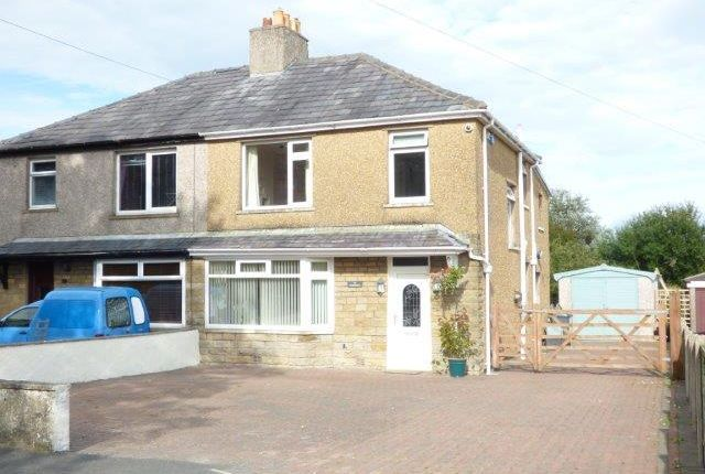 Thumbnail Semi-detached house for sale in Chapel Lane, Overton, Morecambe