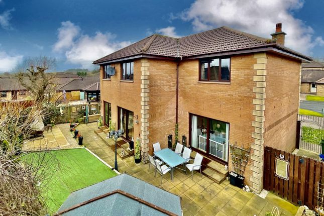 Thumbnail Property for sale in Turnhill Drive, Erskine