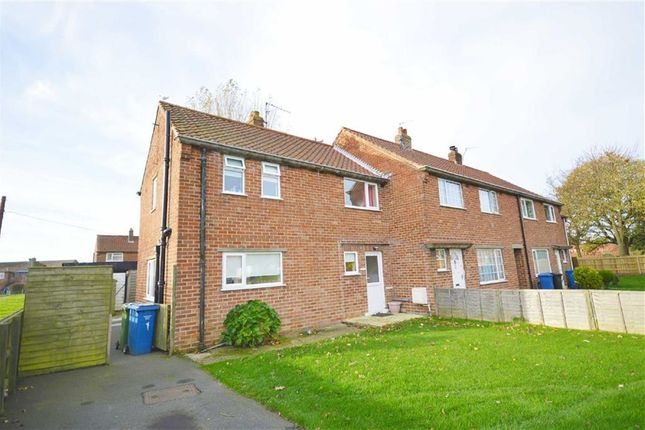 Thumbnail Terraced house to rent in Overdale, Eastfield, Scarborough
