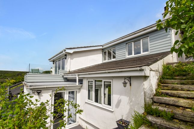Thumbnail Detached bungalow for sale in Hillside, Portreath, Redruth