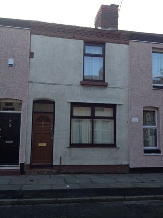 Thumbnail Terraced house to rent in Kipling Street, Bootle