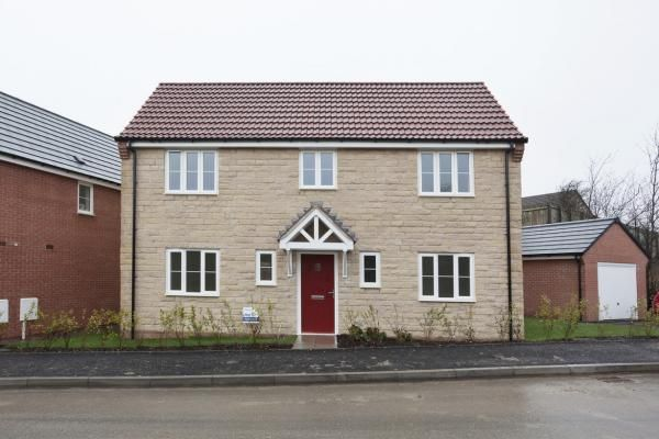 "Thumbnail Property for sale in ""The Jasmine At Mill Farm, Tibshelf"" at Mansfield Road, Tibshelf, Alfreton"