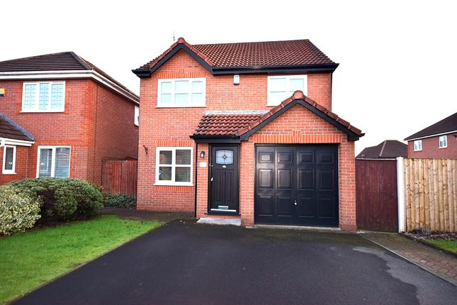 Thumbnail Detached house for sale in Marsham Road, Westhoughton