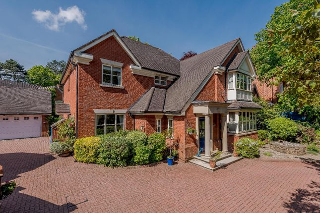 Thumbnail Detached house for sale in Hermitage Road, Edgbaston, Birmingham, West Midlands