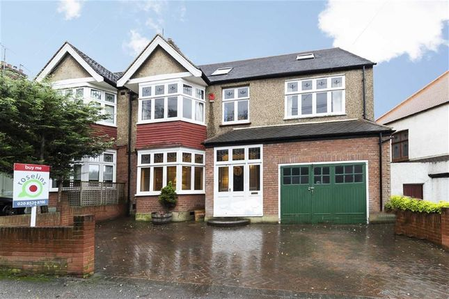 Thumbnail Property for sale in Oak Hill, Woodford Green