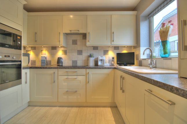Kitchen... of Chapel Lane, Coppull, Chorley PR7