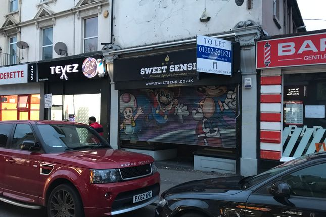 Thumbnail Retail premises to let in 227A Old Christchurch Road, Bournemouth