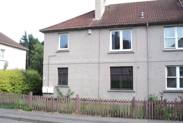 Thumbnail Flat to rent in Baird Crescent, Leven