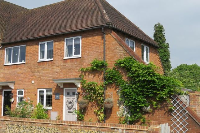 Thumbnail End terrace house to rent in High Street, Lane End, High Wycombe
