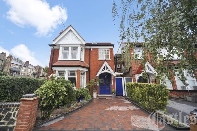 Thumbnail Semi-detached house for sale in Farrer Road, London