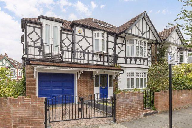 Thumbnail Detached house for sale in Rathgar Avenue, London