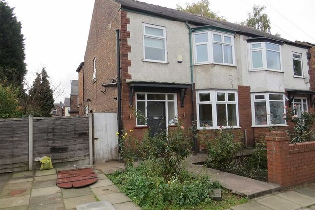 Thumbnail Semi-detached house to rent in Beech Avenue, Salford