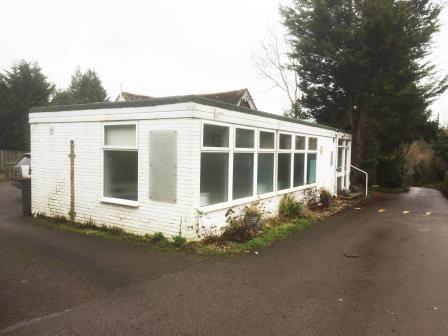 Thumbnail Land for sale in Former Dentist Surgery, Hensil Lane, Hawkhurst, Kent
