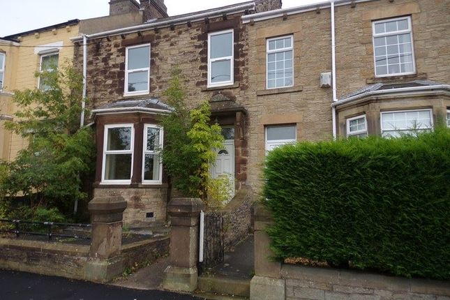 Thumbnail Terraced house to rent in Aynsley Terrace, Consett