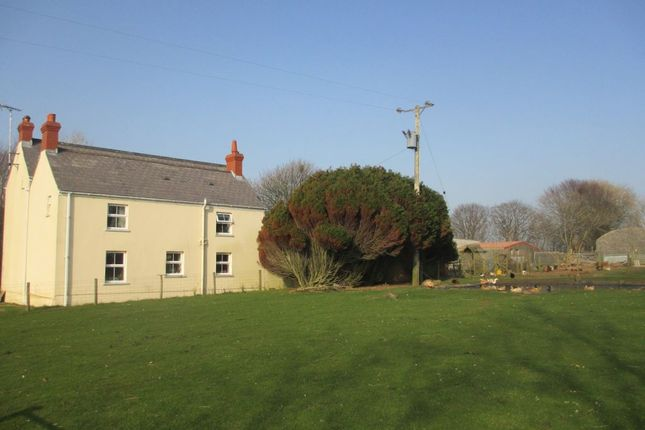 Thumbnail Detached house for sale in Johnston, Haverfordwest